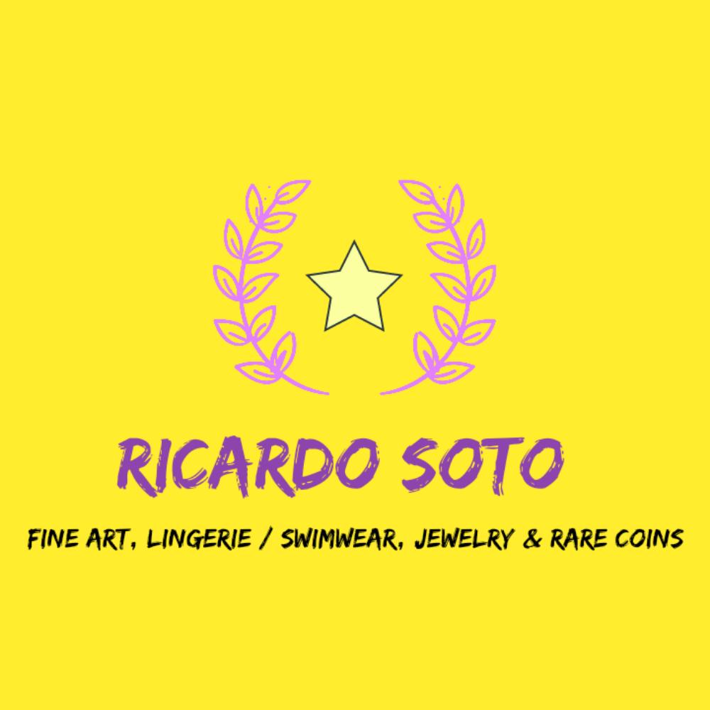 Ricardo Soto, Fine Art, Lingerie / Swimwear, Jewelry, Rare Coins